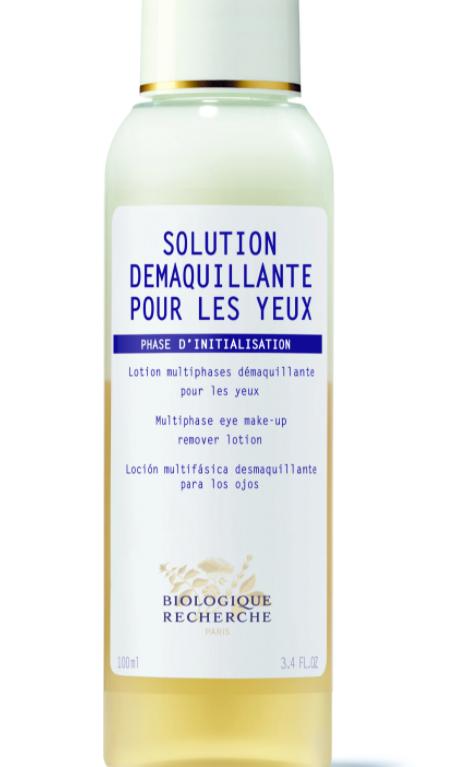 Solution Démaquillante Yeux (100 ml)